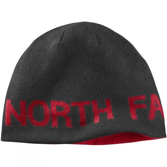 The North Face Reversible TNF Banner Beanie TNF Black/TNF Red