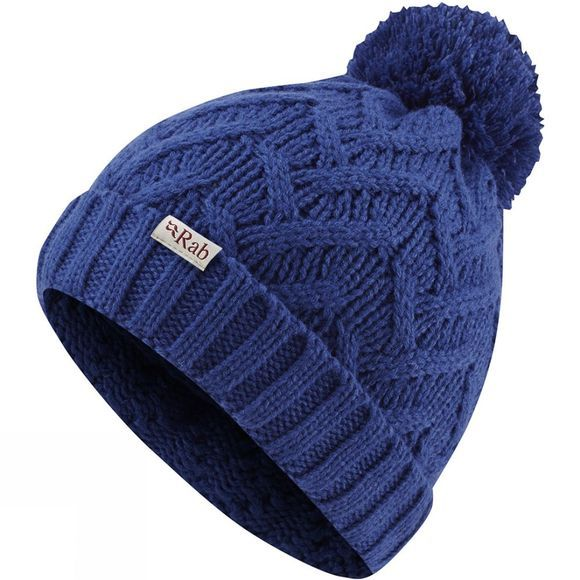 Rab Cable Beanie Ink