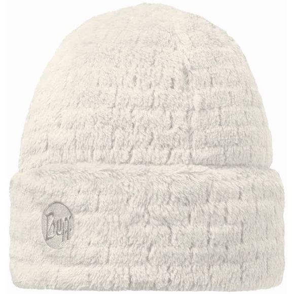 Buff Thermal Hat Star White