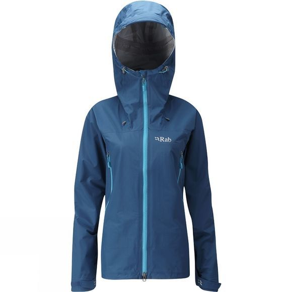 Rab Women's Latok Alpine Jacket Ink