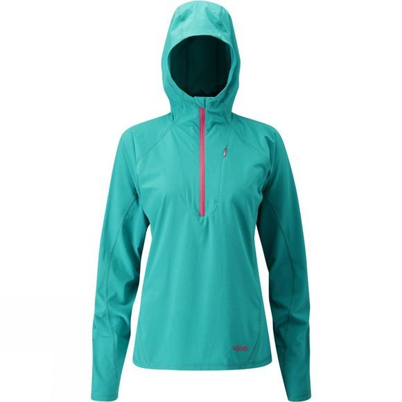 Rab Women's Aurora Pull On Seafoam