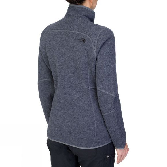 Women's Zermatt Full Zip Wool Fleece