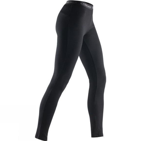Icebreaker Women's Vertex 260 Leggings Black