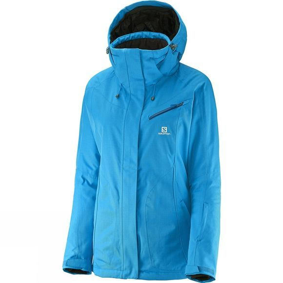 Salomon Women's Fantasy Jacket Methyl Blue