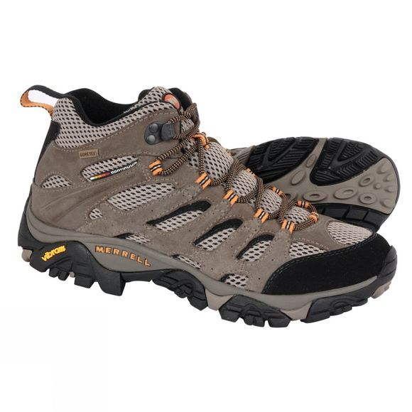 Mens Moab Mid Gore-Tex Boot