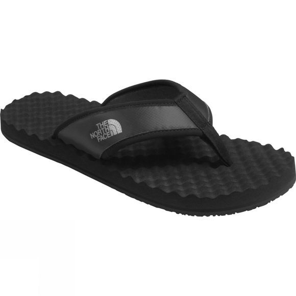 The North Face Men's Base Camp Flip Flop Black / Black
