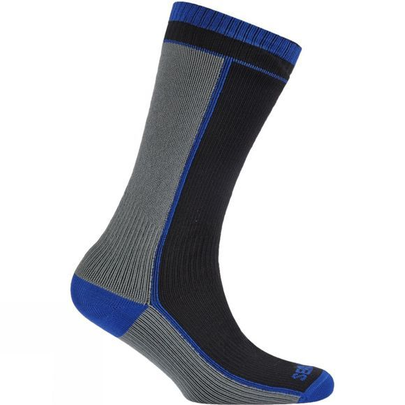 Men's Mid Weight Mid Length Sock