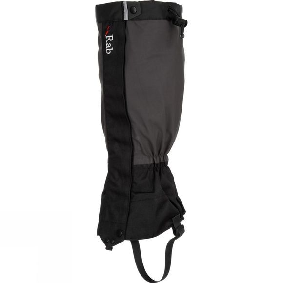 Rab Hispar Gaiter Dark Shark