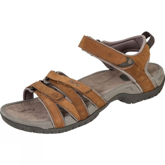 Teva Women's Tirra Leather Rust