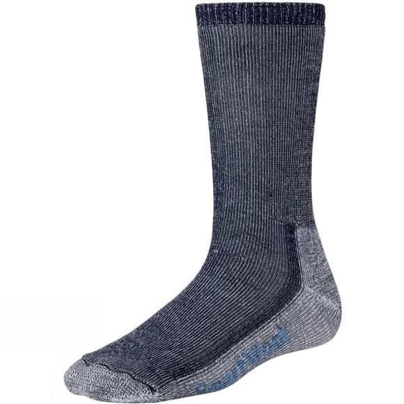 SmartWool Women's Hiking Medium Crew Socks Navy