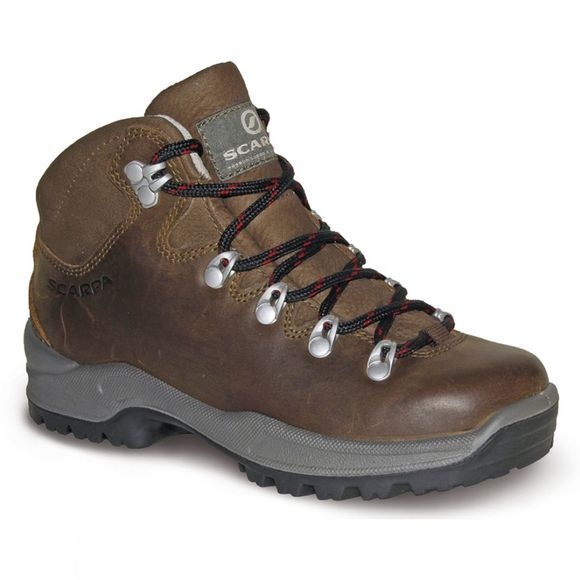 Scarpa Kid's Terra Kids Waterproof Boot Brown