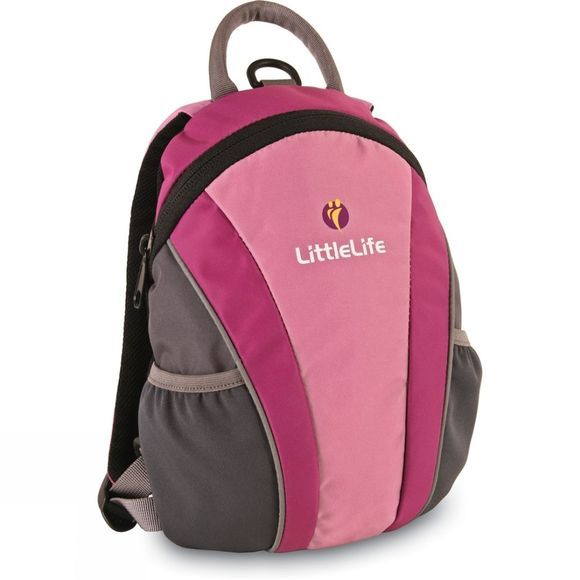 LittleLife Toddler Daysack Pink