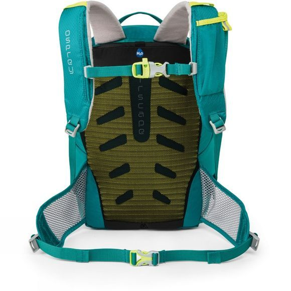 Osprey Youths Jet 12 Rucksack Real Teal