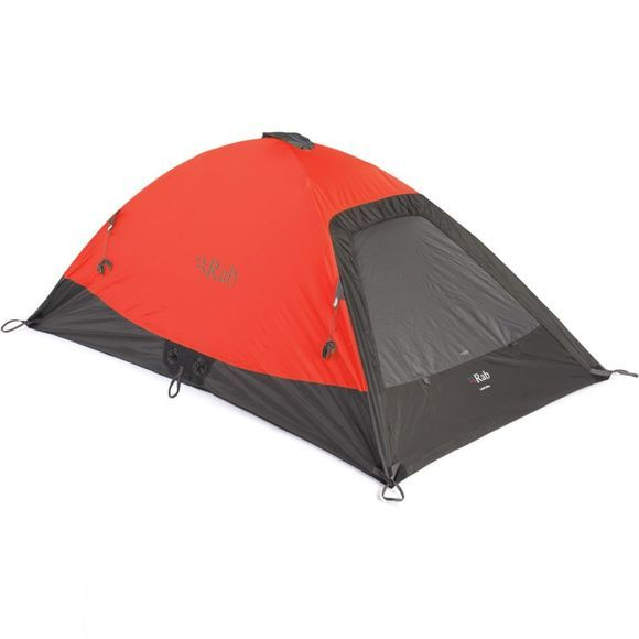 Rab Latok Summit Shelter Signal Orange