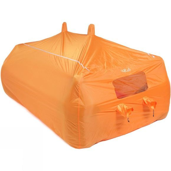 Rab 8-10 Person Shelter Orange
