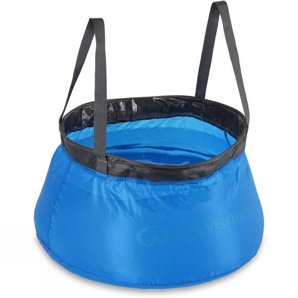Lifeventure Collapsible Bowl Blue / Black