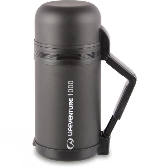 Lifeventure Wide Mouth Flask 1L .