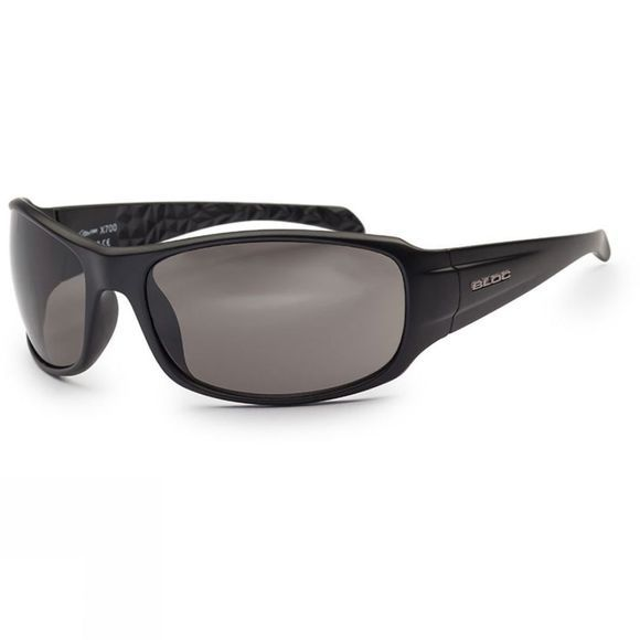 Bloc Storm Sunglasses Matt Black/Grey