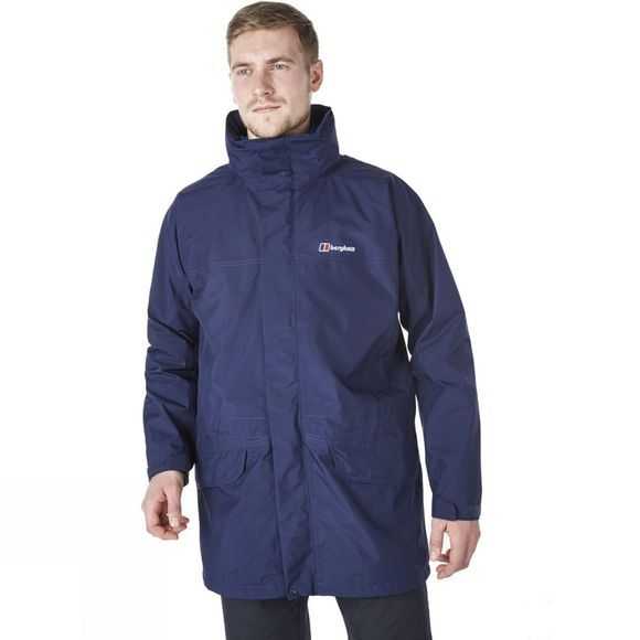Berghaus Mens Long Cornice II Jacket Dusk