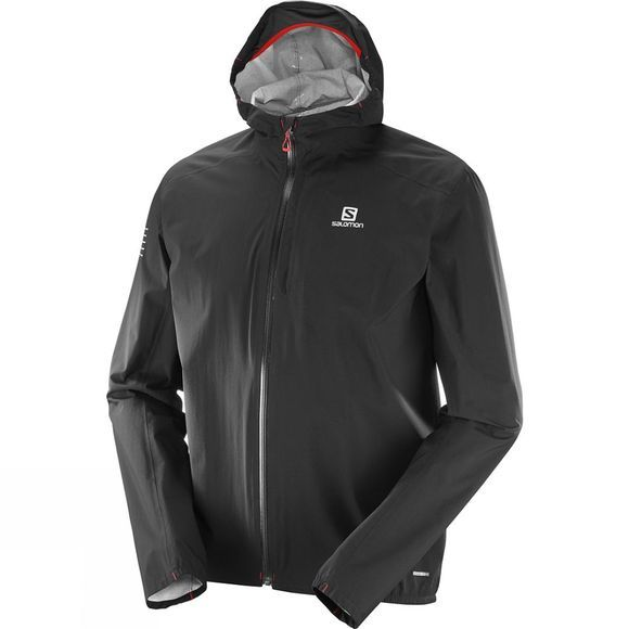 Salomon Men's Bonatti Windproof Jacket Black