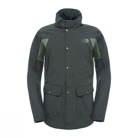 The North Face Men's M-65 Explorer Jacket Mountain Moss