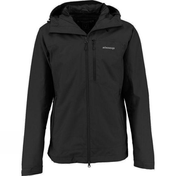 Ayacucho Mens Arctic Shell Jacket Black