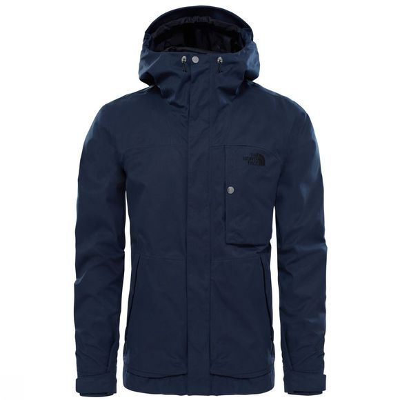 Mens All Terrain III Zip-In Jacket