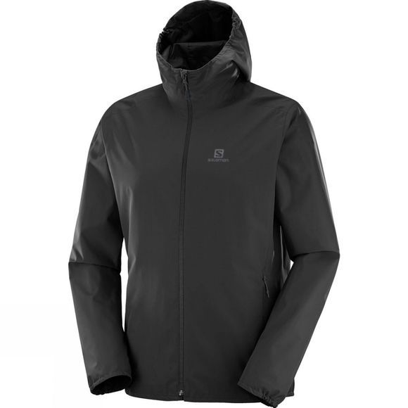 Salomon Mens Essential Jacket Black