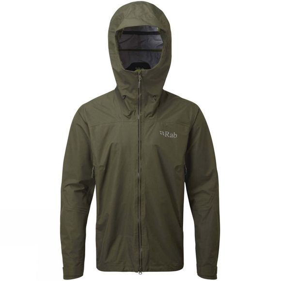 Rab Mens Ladakh DV Jacket Army