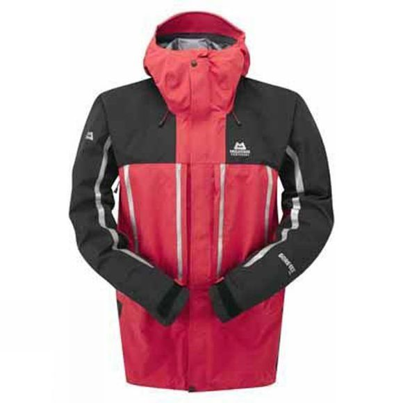 Mountain Equipment Mens Kongur MRT Jacket Imperial Red/Black