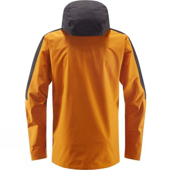 Haglofs Mens Merak Jacket Desert Yellow / Slate