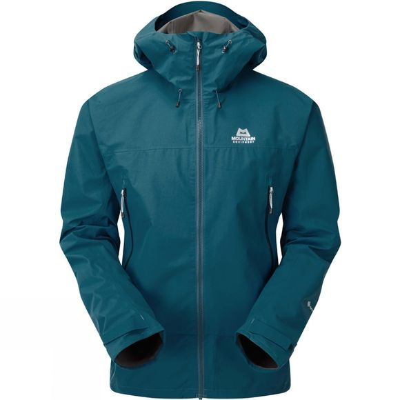 Mountain Equipment Mens Garwhal Jacket Ink Blue
