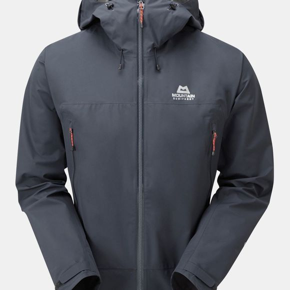 Mountain Equipment Mens Garwhal Jacket Blue Nights