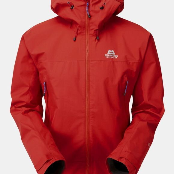 Mountain Equipment Mens Garwhal Jacket Imperial Red