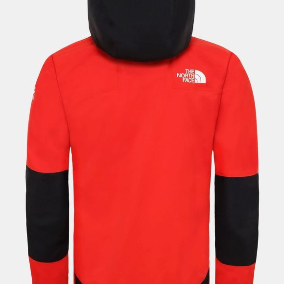 The North Face Mens Summit L5 Futurelight Jacket Fiery Red/Tnf Black