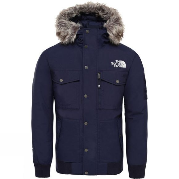 The North Face Men's Gotham Jacket Montague Blue