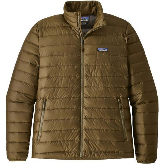 Patagonia Men's Down Sweater Cargo Green