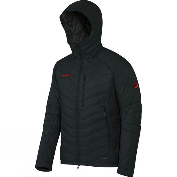 Mammut Mens Rime Pro IS Hooded Jacket Graphite