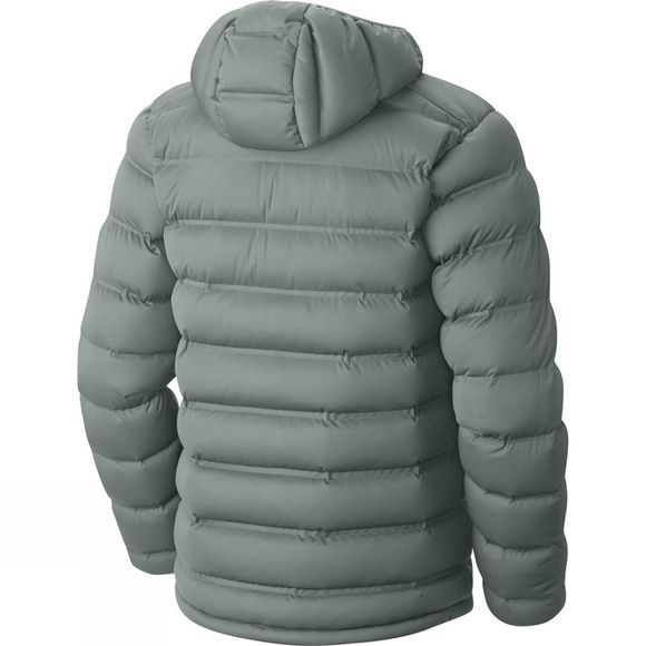 Mens StretchDown Plus Hooded Jacket