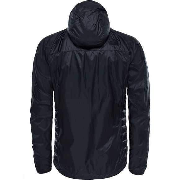 The North Face Mens Tansa Hybrid ThermoBall Jacket TNF Black / TNF Black
