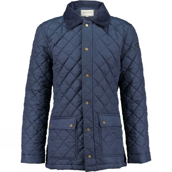 Ayacucho Mens Matuvu Jacket Navy