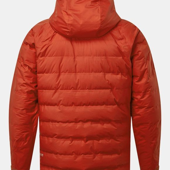 Rab Mens Valiance Jacket Red Clay