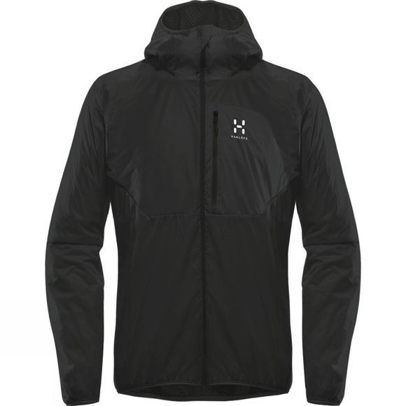 Haglofs Mens Proteus Jacket True Black
