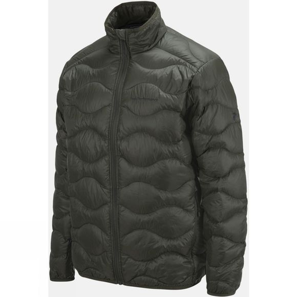 Peak Performance Mens Helium Jacket FOREST NIGHT