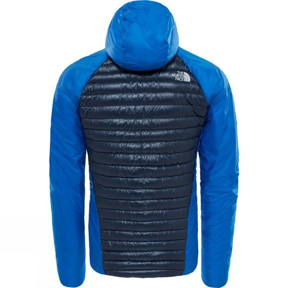 The North Face Mens Verto Prima Hoodie Urban Navy-Monster Blue