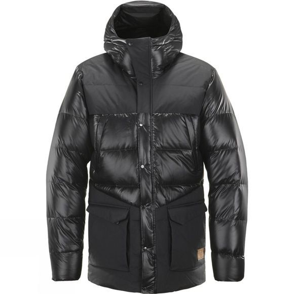 Haglofs Mens Venjan Down Jacket True Black