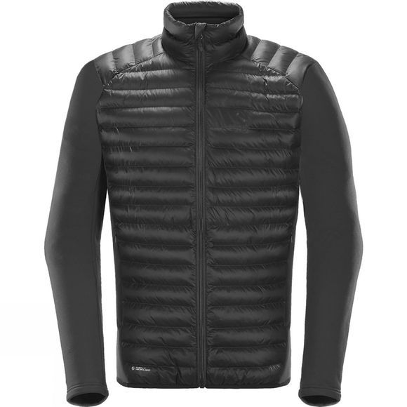 Mens Mimic Hybrid Jacket