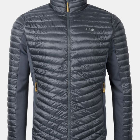 Rab Mens Cirrus Flex Jacket Steel