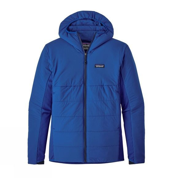 Patagonia Mens Nano-Air Light Hybrid Hoody Viking Blue