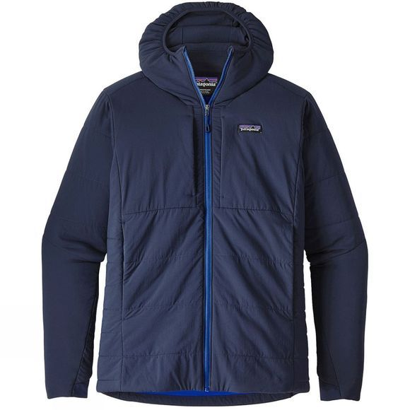 Patagonia Mens Nano-Air Hoody Navy Blue